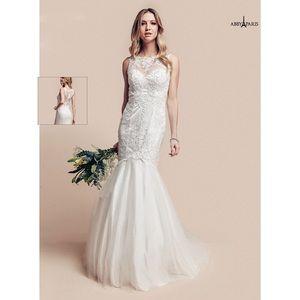 Lucci Lu 97086 White Prom/Wedding Dress